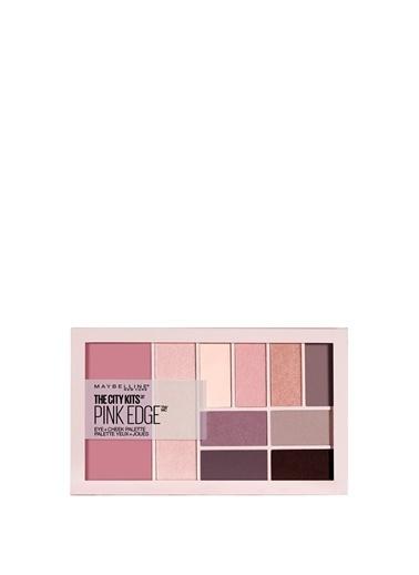 Maybelline The City Kits Pink Edge Göz Ve Ten Paleti Pembe